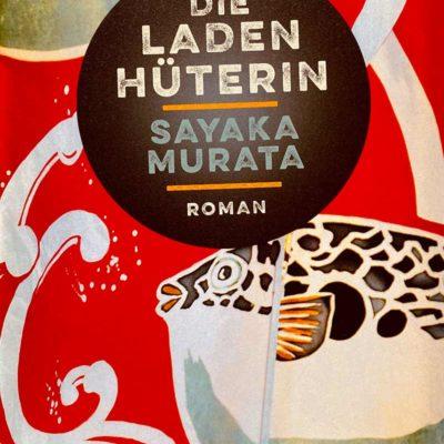 Buch-Cover «Die Ladenhüterin»