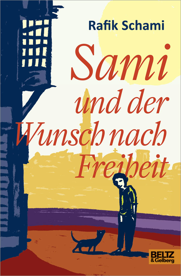 Sami und der Wunsch nach Freiheit (Buchcover)