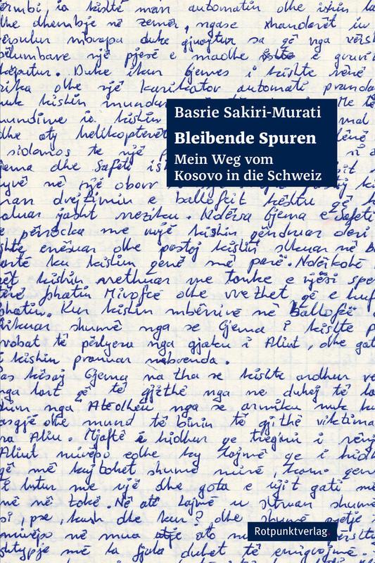 Bleibende Spuren (Buchcover)